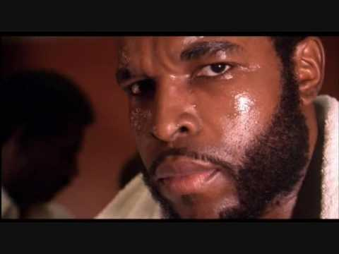 Rocky 3 - Mr. T - I Pity The Fool
