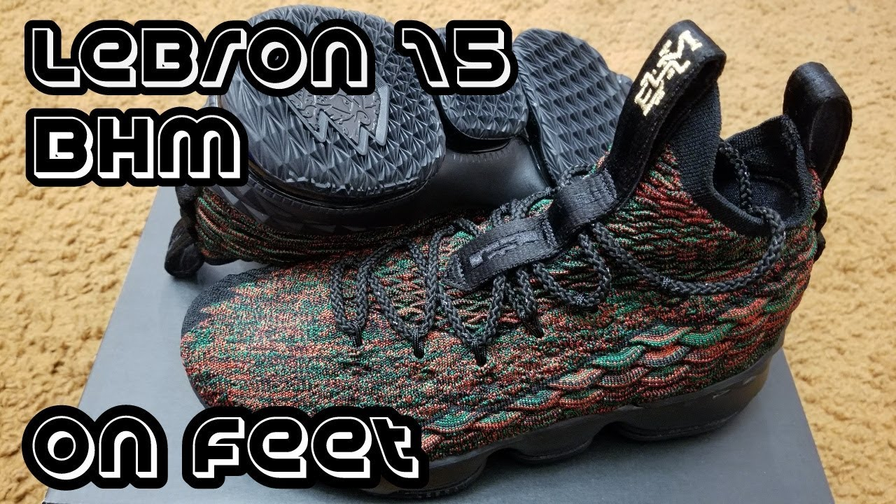 6c3b3185b1e On Feet Only! Lebron 15