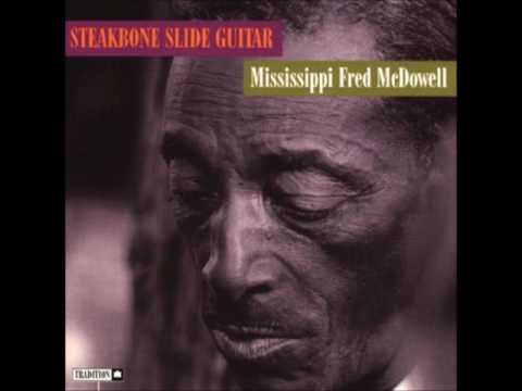 Mississippi Fred McDowell - Steakbone Slide Guitar (1969) [Full Album]