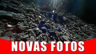 JAXA Revela Imagens Impressionantes da Superfície de Asteroide   AstroPocket News thumbnail