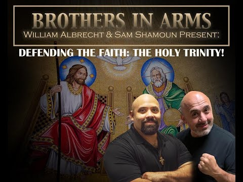 BROTHERS IN ARMS: THE HOLY TRINITY!
