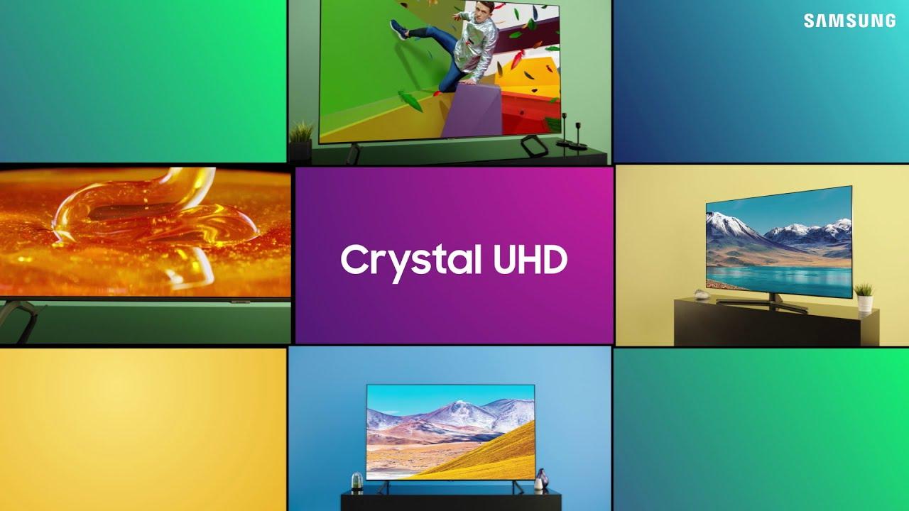 Samsung Crystal UHD Serisi   Televizyon Karşılaştırma   Samsung
