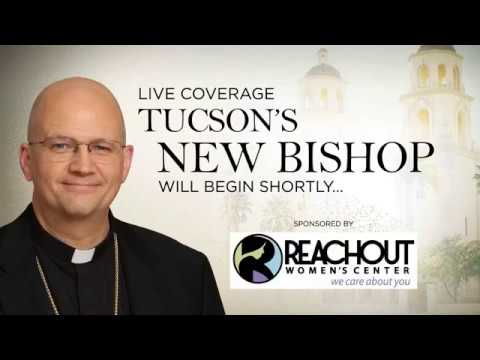 Tucson's New Bishop