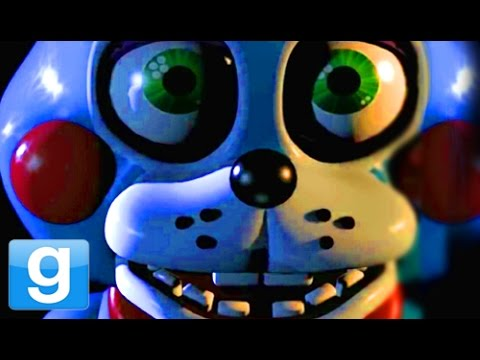 NEW ANIMATRONICS!!! Gmod Five Nights At Freddy's 2 Mod (Garry's Mod)