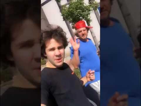 short livestream with david, jason and lorraine nash - sept08