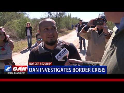 OAN Investigates Border Crisis