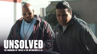 Suge Knight Gets Tupac A New Car (Season 1 Episode 9)   Unsolved on USA Network