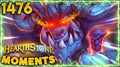 He Got KRONX DRAGON OOF'D Real Hard!! | Hearthstone Daily Moments Ep.1476