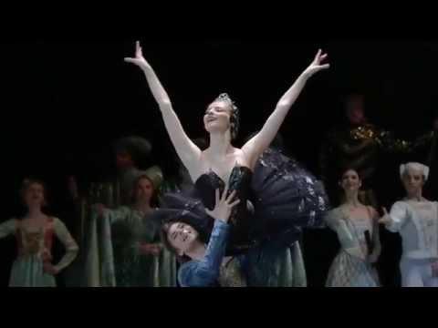 Swan Lake, Nureyev, Vienna State Opera