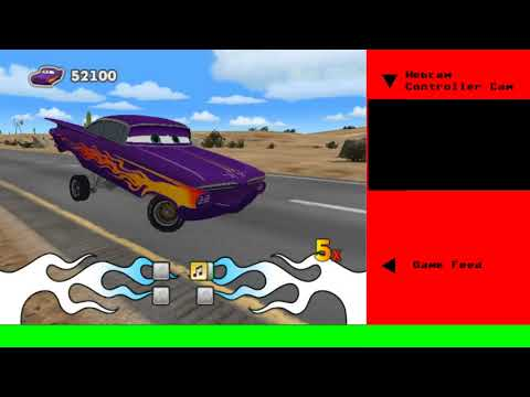 Cars: Mater-National All Events Tokkothon Run