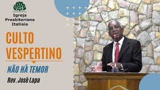 Culto Vespertino (22/03/2020) - Igreja Presbiteriana Itatiaia