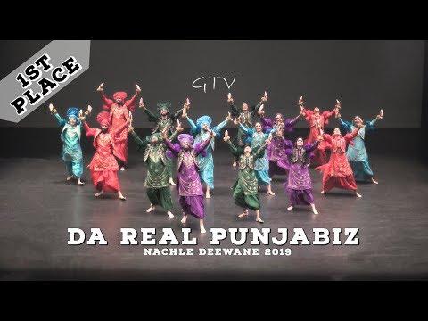 Da Real Punjabiz – First Place – Nachle Deewane 2019