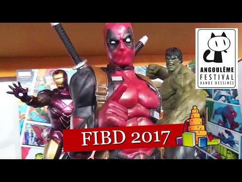 Le festival international de la BD d
