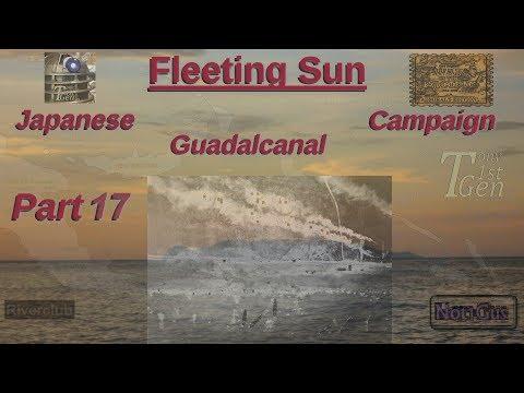 WITP Japanese Guadalcanal Pt17