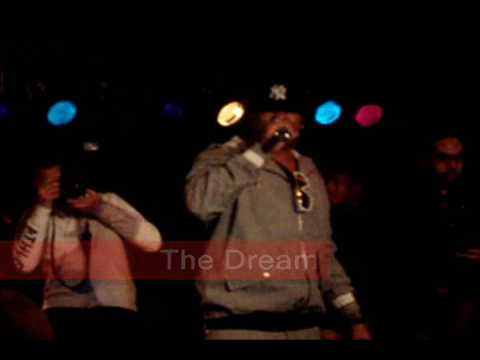 The Dream Performs Falsetto & Purple Kisses @ BB Kings