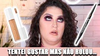 PRODUTOS QUE NÃO GOSTEI DE JEITO NENHUM! | Duda Fernandes