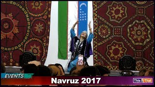 Experience a Taste of the Tashkent Culture with Navruz. (2017)