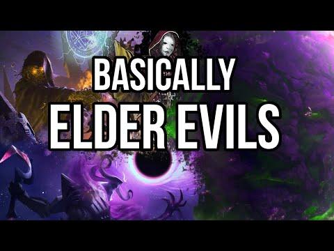 Download Basically Elder Evils