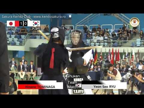 17 WKC 2018 Korea Womens Final
