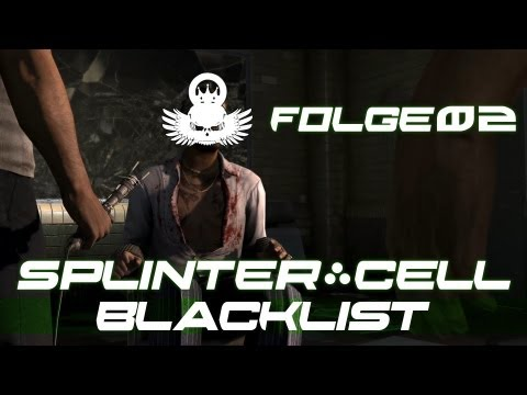 Let's Play Splinter Cell Blacklist #02 [German/Full-HD] Andriy Kobin retten