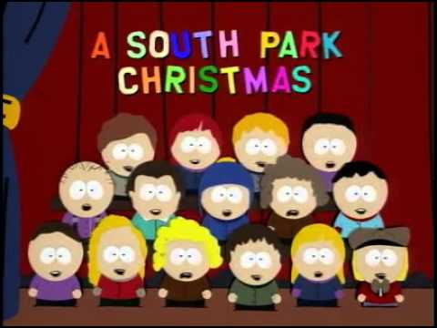 South Park merry Christmas