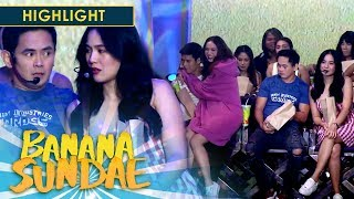 Funny moments inside the cinema | Banana Sundae