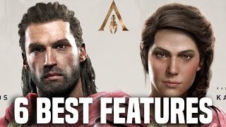 Assassin's Creed Odyssey: 6 BEST NEW FEATURES! I'VE PLAYED IT!