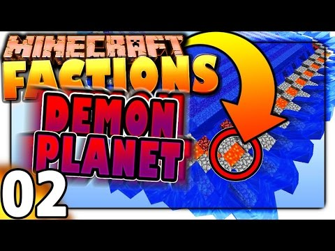BUILDING OUR FIRST BASE! - Minecraft FACTIONS #2 - Cosmic S1