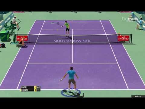 Miami open 2017  Miami 2017  Nadal-Fognini  Masters 1000  Atp  Tennis Elbow