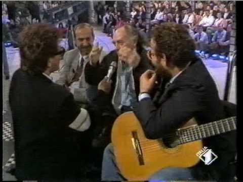IL BALLO DI SIMONE VISTO DA L'ONOREVOLE CAPANNA - VALPREDA - RED RONNIE E GIULIANO E I NOTTURNI