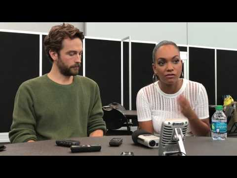 NYCC 2016: Sleepy Hollow Interview with Tom Mison and Lyndie Greenwood
