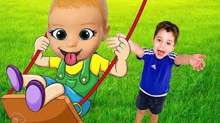 Yes Yes Playground Song - Nursery Rhyme & Kids Songs