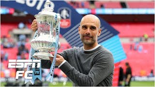 Steve Nicol and Dan Thomas of ESPN FC debate how Pep Guardiola will motivate Manchester City next season after winning the domestic treble (Premier ...