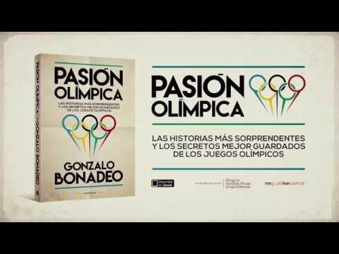 Pasión Olímpica, de Gonzalo Bonadeo