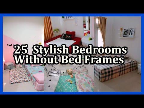 deco bilik tidur kecil tanpa katil | desainrumahid