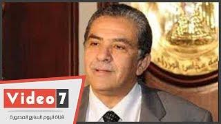 وزير البيئة يكرم هدى المغربى أول رئيس مركز ومدينة  بقنا