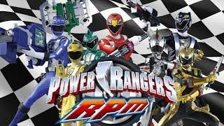 Power Rangers R.P.M. - Sigla + Link Episodi