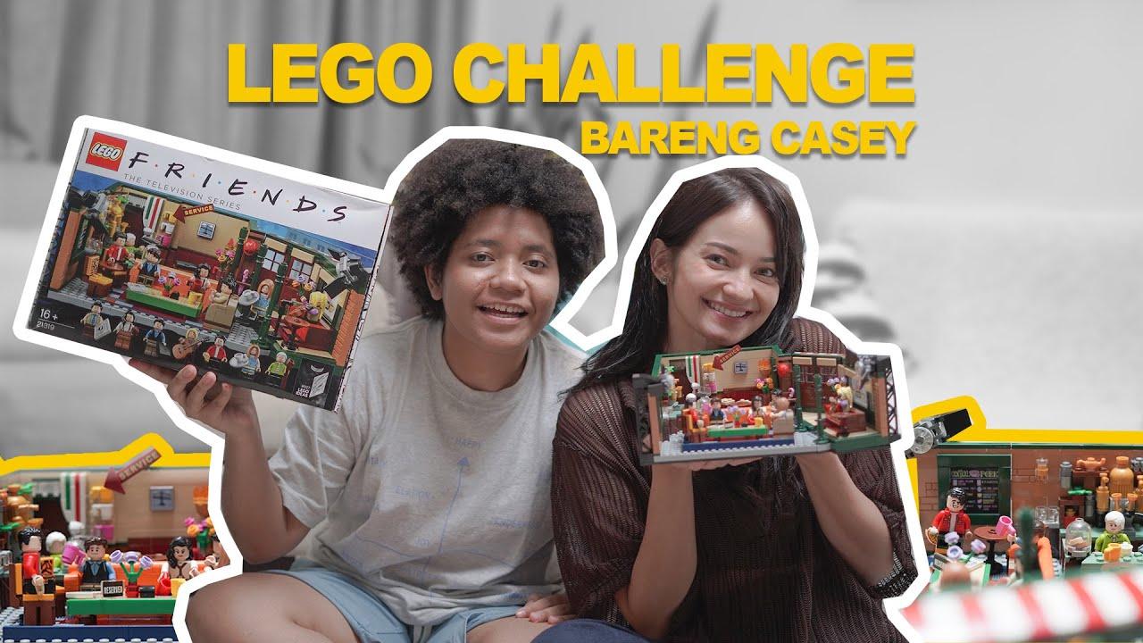 ORANG RAKIT LEGO KELIATAN SERU TAPI KALAU GUE KOK TEGANG YAA #StoryOfStoria