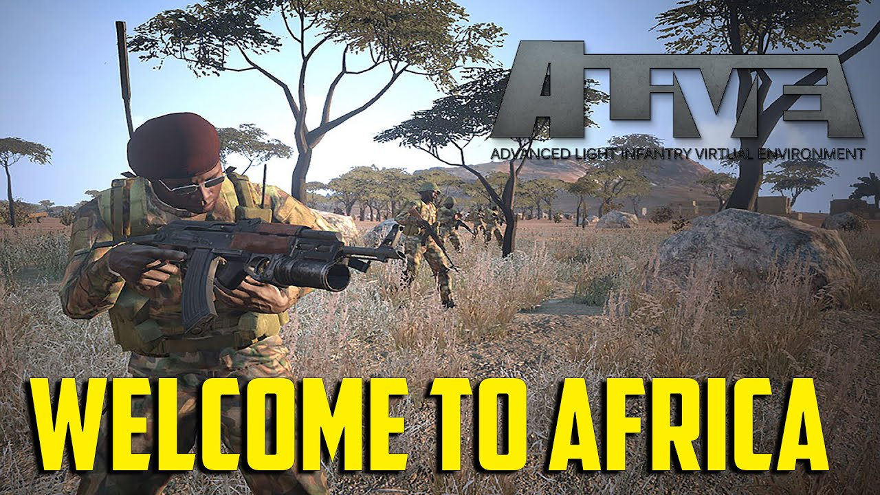 Arma 3 alive welcome to africa youtube publicscrutiny