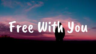 Free With You - Rnla & yaeow (Lirik Video dan Terjemahan Indonesia)