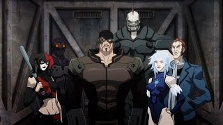 Batman: Assault on Arkham - Come With Me Now - Suicide Squad Music Video [HD]