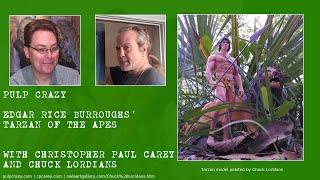 Pulp Crazy - Edgar Rice Burroughs' Tarzan