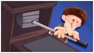 "Great Innovators: ""Gutenberg and the Printing Press,"" by StoryBots thumbnail"