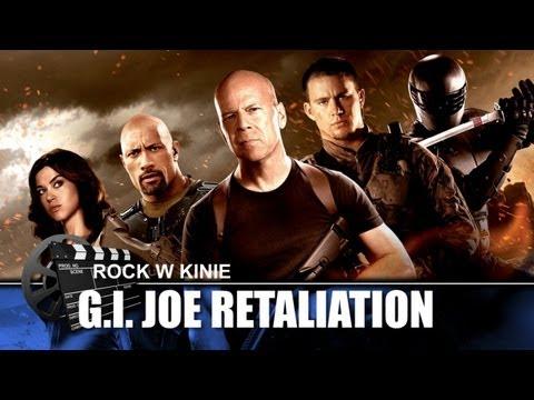 Rock w Kinie - Star Trek, Olimp w ogniu i wrażenia z G.I. Joe: Odwet