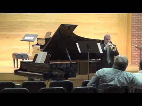 Malcolm Arnold: Fantasy for Trumpet