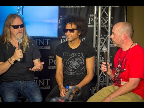 Alice in Chains talk new music, new album, and more at Pointfest