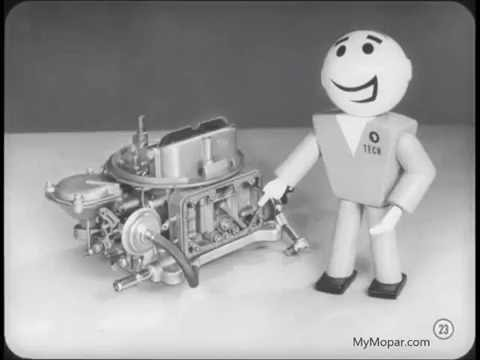 Chrysler Master Technician Service Conference - 1967, Volume 67-5 The Holley 4-Barrel Carburetor