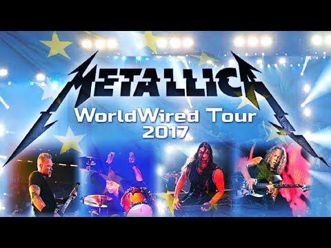 Metallica - WorldWired Europe Tour - The Concert (2017) [1080p]