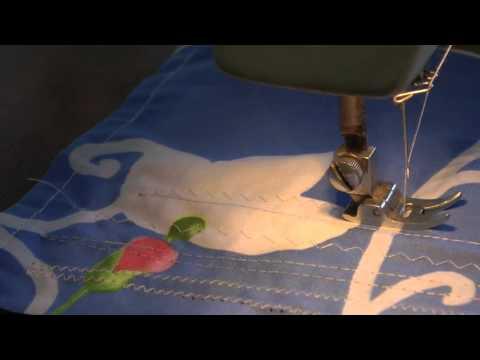 Швейная машина Veritas. Как с ней работать.