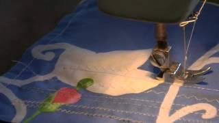 видео Швейная машина VeritasRubina 20